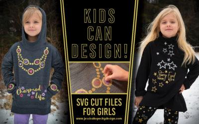 Kids Can Design! Iron-On Patterns